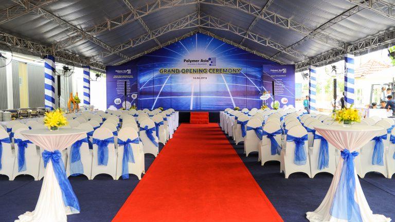Grand Opening Ceremony - June 14, 2016